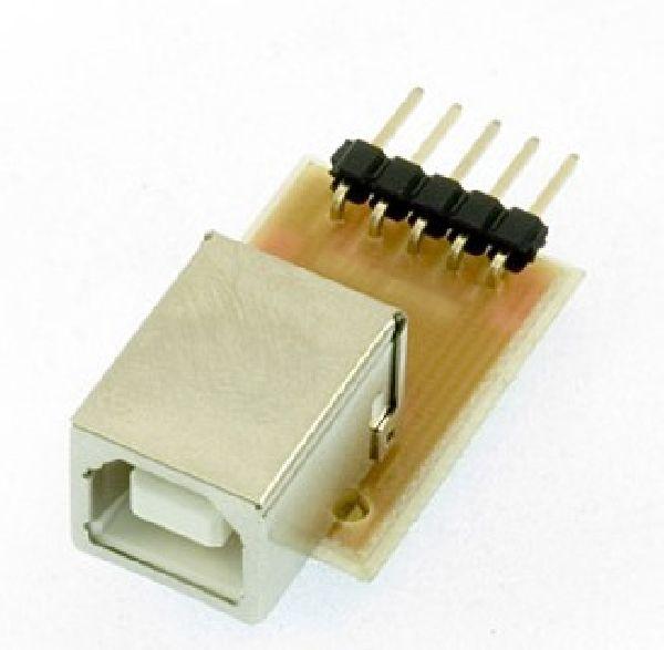 MOBOT-USB-UART  -przejściówką USB<->UART dokomunikacji kablowej zrobotem