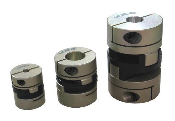 SOZ19-6-6  -sprzęgło aluminiowe zaciskowe