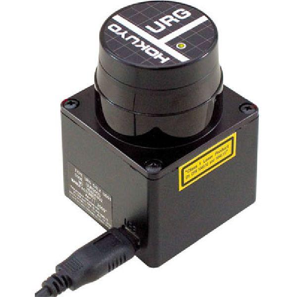 URG-04LX-UG01 - skaner laserowy ozakresie do5,5 [m] ikącie skanowania 240st