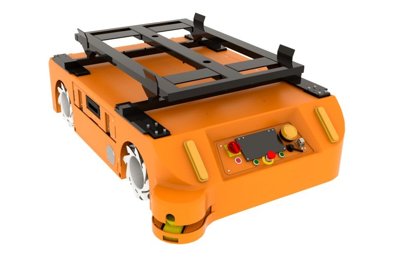 Adapter dotransportu palet dorobota FlatRunner MW