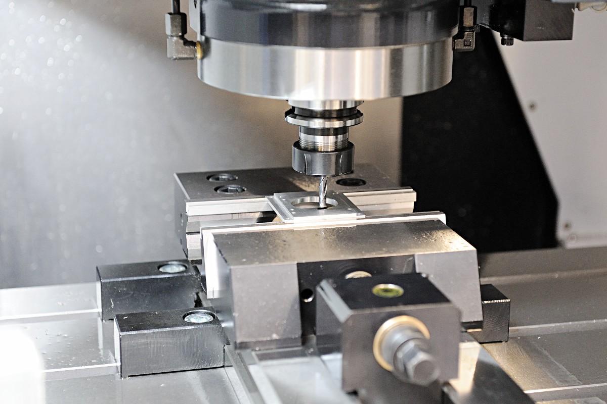Maszyny, obróbka metali