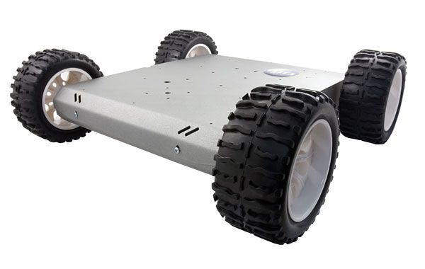 MOBOT-EXPLORER-A1 - robot mobilny zelektroniką