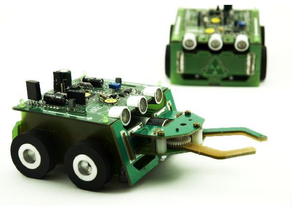 Roboty mobilne