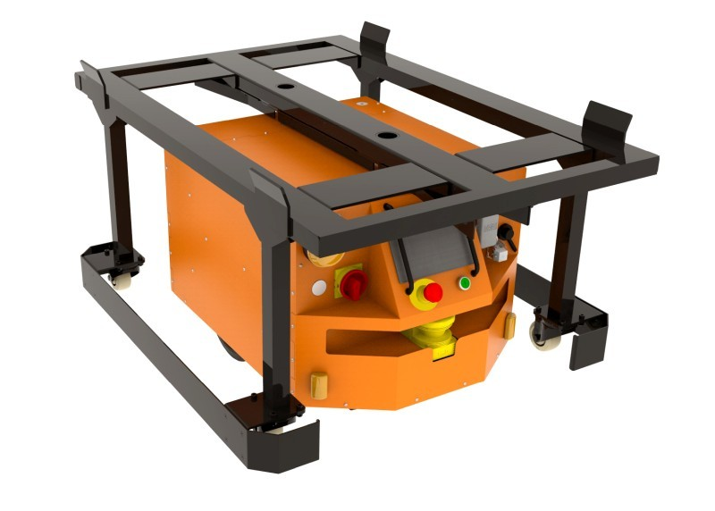 Wózek transportowy dopalet dorobota CubeRunner