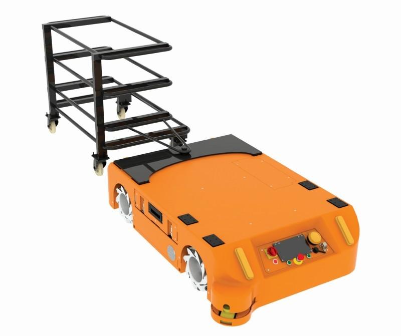 Wózek transportowy dorobota FlatRunner MW